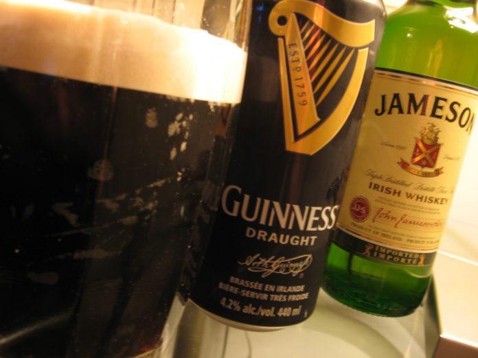 Scotch or Guiness