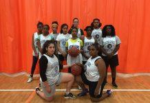 Stallion Girl's Basketball Team