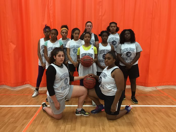 Stallion Girl's Basketball Team