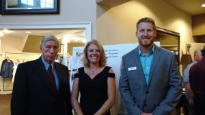 Troy Pollard, Sandy Barnett, Woody Schmidt