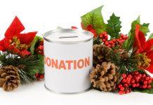 Holiday donations