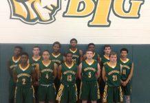 Patriots Basketball Team