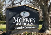 McEwen Mint Hill Chapel