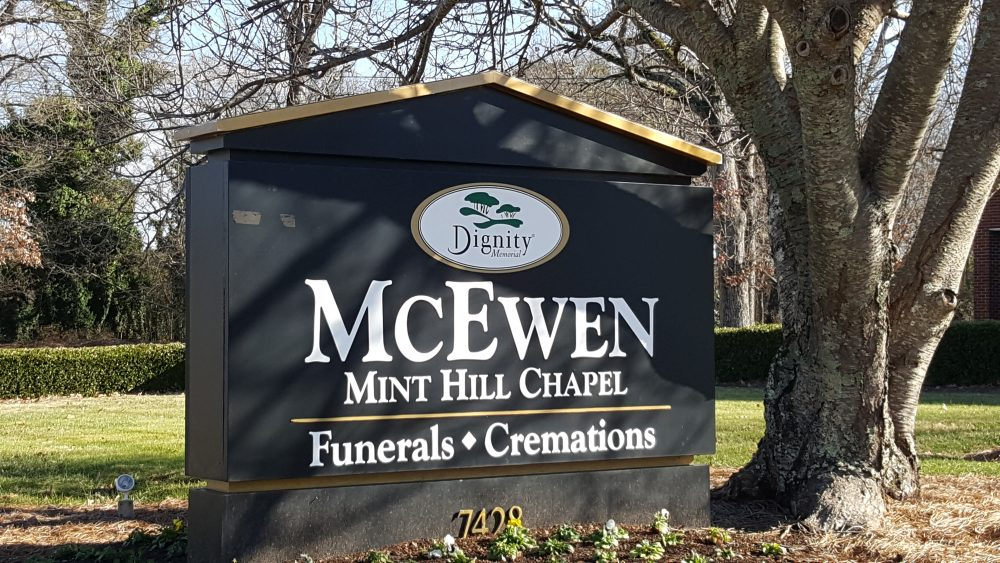 Carl J Mcewen Was A Generous Promoter Of Mint Hill The Mint Hill