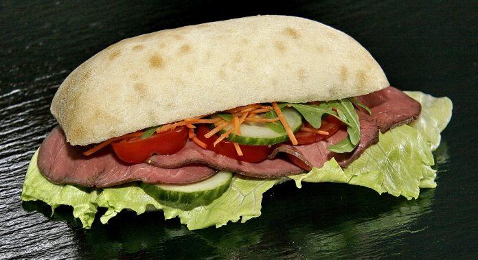 specialty sandwich