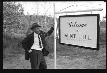 Quillen and Mint Hill sign