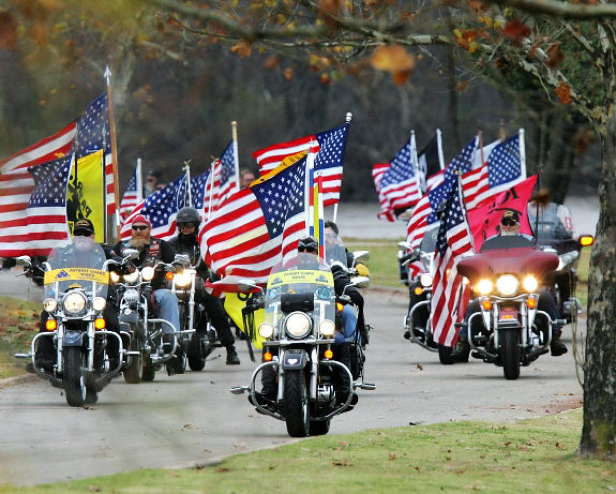 Patriot Guard Riders Covering North Carolina The Mint